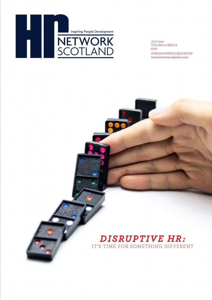Hr NETWORK Magazine July 2017