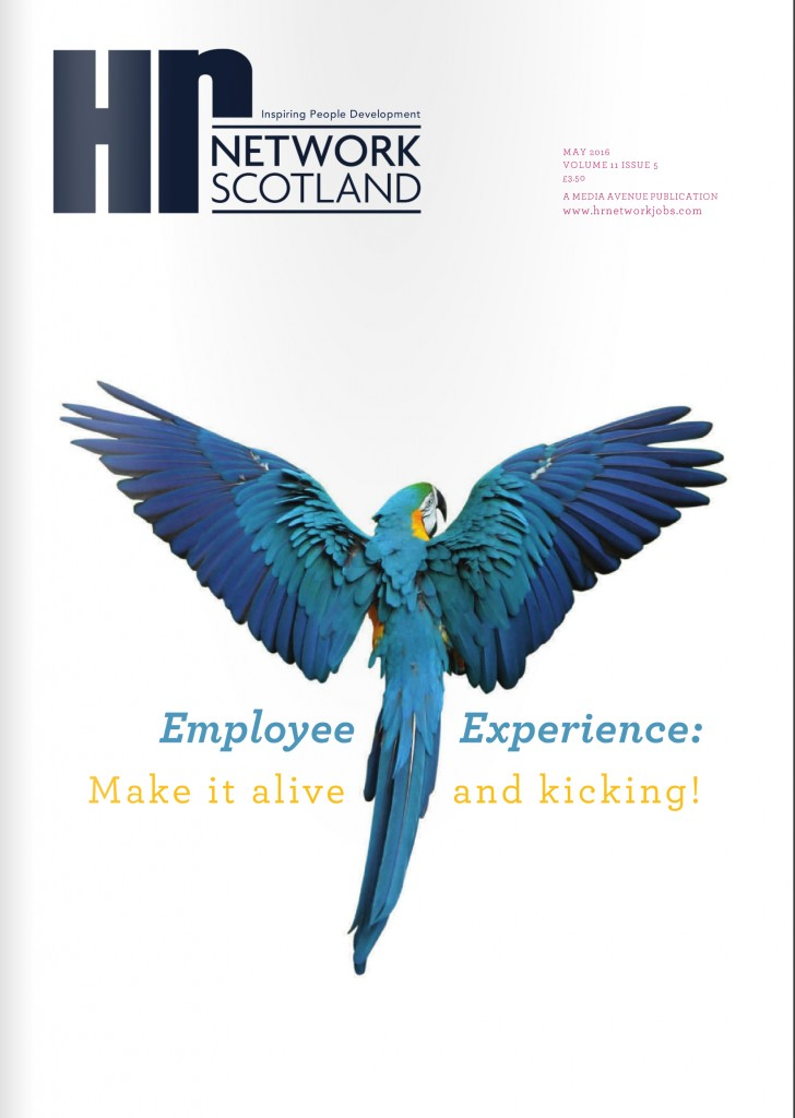 Hr NETWORK Magazine May 2016
